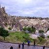 ギョレメ野外博物館の美しい岩山と洞窟教会【トルコ・カッパドキア観光おすすめ情報】