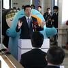 430:忍者の里でもイコちゃん!ICOCAエリア拡大記念式典in甲賀におじゃましました