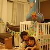 息子さん、生誕1周年