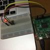 Raspberry Pi + RubyでLチカ