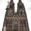 【12月25日】七転び八起きなクリスマスのドイツ(フランクフルト空港→ケルン→アーヘンへ)