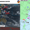 【台風情報】日本列島の南西(台湾付近)に台風の卵である熱帯低気圧が!台風21号となって日本へ接近する!?