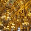 パリ  憧れのオペラ座へ行ってみた