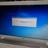 【修理】NEC ノートパソコン Windows起動不可&SSD換装