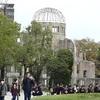 NHK「フェイス フロム・アメリカ〜彼らがヒロシマで見つけたもの〜」を観て。平和公園に行ってみた。