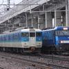EH200-11が北しなの線北長野駅へ