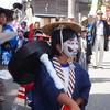 天領黒島祭り「子ども奴振り」