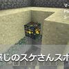 マインクラフト【PS Vita/PS3 おすすめ(?)シード #8】水上の村と、いい(?)スケさんスポナー