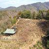 兵庫県宍粟市の高取山(490m+)