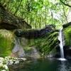 大蛇の伝説がのこる滝 福岡県京都郡みやこ町犀川帆柱