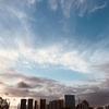 【大井町】広大な空の下、大崎の高層ビル群を眺められるスポット