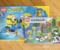 【LEGO】ミニオン「75551:ミニオンと秘密基地」を買い足した!