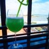 メコン川を眺めながら屋上バーでカクテルタイム@OHANA