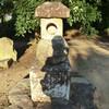 重富菅原神社の石造物