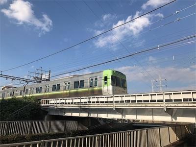 神田川ランニング〜晩秋の昼下がり、ランニング日和〜