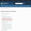 WindowsにPython3系とnumpy・scipyをインストールする方法(1/3 Pythonインストール編)