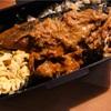 【お弁当】鯖の味噌煮弁当(コラボ弁)