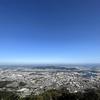 北九州市の皿倉山に登った