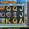 knights of gold(ナイトオブゴールド)のスロットで24万円の大勝ち