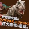 【動画】大恐竜博を見にコンベックス岡山に行ってきました!