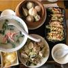美味鮮の飲茶定食(1800円)