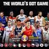 FIBAに出場する各国のNBA選手を紹介!無料視聴方法も公開します!