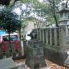 田崎神社の狛犬