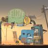 『Abi』レビュー! 温かみのある荒廃世界と、生き生きとしたロボット達が哀愁を誘うアドベンチャー