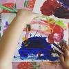 息子2歳9ヶ月、絵を描くようになりました!