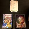 今週のカードは「過去への執着」アドバイスカードは「円熟」アロハウハネカードは「ウハネ」でした