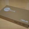 ASUS VivoBook X207NA FD024Tが届いた