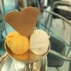 旅の羅針盤:夏場のハイデルベルク観光にアイスクリームは欠かせません!!