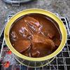 キャンプ場で食べた牛タンの缶詰が美味しすぎて、キャンプに缶詰は必需品になりました。