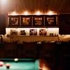 シーメンスの壁掛けスピーカーとビリヤード台のある京都の隠れ家バー・「月読-つくよみ」さん
