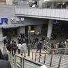 JR大阪駅から大和路快速で弁天町へ