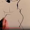 Willem de Kooningの変な筆