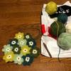 いよいよ編み物を本格的に進められる季節が来やがりました