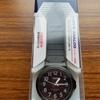 休日用の時計 CASIO MW-240-1BJFをゲットしたぜい