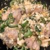 私が最近作った夏のスタミナを支えるダジャレ料理(?)3品・・・10分でできるステーキ、鯵の煮つけ、鶏手羽もとのゴーヤチャンプルー