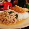 【五反田ランチ】バンコク食堂ポーモンコンで看板メニューのガパオライスを食べる