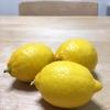 U野さんからレモンを頂いたので
