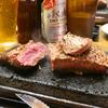 お肉、お肉、お肉!1,000円でやっぱりステーキ@鹿児島市東千石町