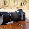 OM-D E-M5の軽快な野鳥撮影スタイル