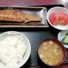 西川口の「あおき食堂」でホッケみりん漬け焼き定食を食べました★