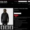 【RideRich】カナダ発ストリートバイクブランドで個人輸入する方法【PayPal】