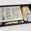 Xperia X Performanceの外装とLCD含むパーツを交換した話(4.バッテリー外し)