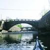 眼鏡橋から長崎港まで、中島川をシーカヤック
