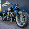 バイク:Paul Yaffe's Bagger Nation「SRT H-D Road King」