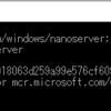 Docker で Windows コンテナのプロセス分離を使って世界に挨拶してみた