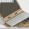 ノートPCを自作する(15)ケース
